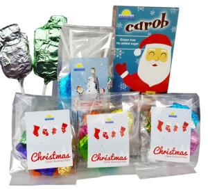 Childrens Carob Christmas Bundle