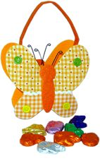 Carob Butterfly Bag