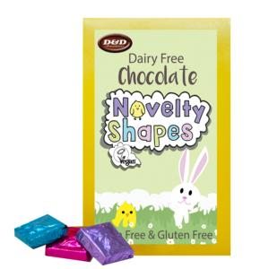 Chocolate Easter Novelty Shapes x 120g