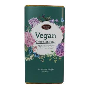 Vegan Chocolate 100g Bar