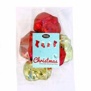 Chocolate Stocking Filler - Snowmen  60g