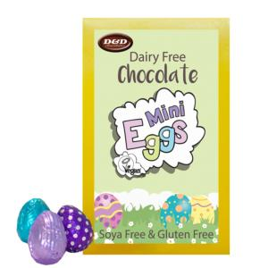 Chocolate Mini Eggs  120g