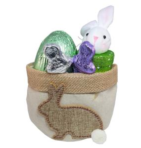 Chocolate Easter Products in Hessian Sack