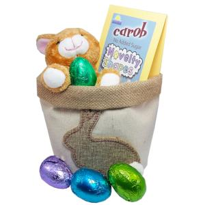 Siesta carob easter gifts dd chocolates unusual planter with carob easter products negle Image collections
