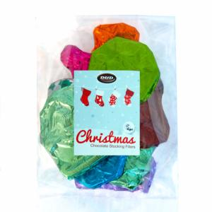 Chocolate Stocking Filler - Novelty Shapes