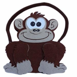 Cheeky Monkey Bag containing Carob