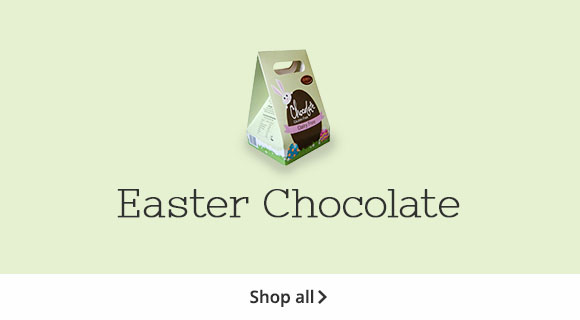 dairy free easter chocolate