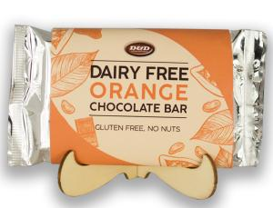 Chocolate - Orange Flavoured Bar  50g