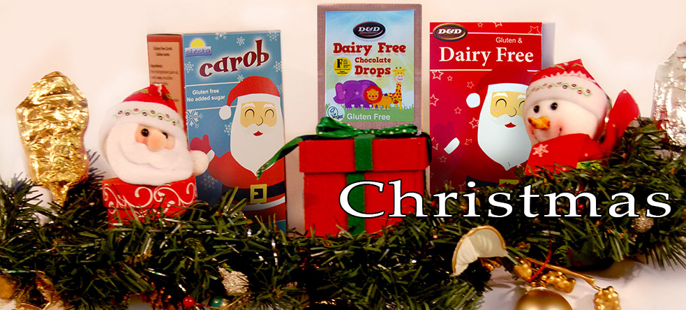 Dairy Free Christmas Gifts