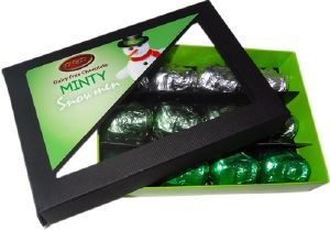 Chocolate Minty Snowmen x 12