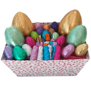 Easter Hamper with Carob