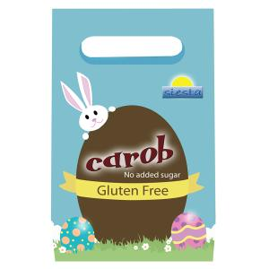 Siesta carob easter products carob easter eggs negle Image collections