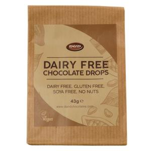 Chocolate Drops  43g